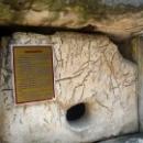 Дольмен в Сухуме. Абхазия.