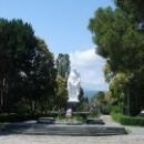 Парки Сухума. Абхазия.