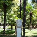 Памятник А.С. Ермолову - устроителю курорта Сочи.