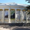 Летний театр в городе Сочи.
