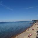 Песчаные пляжи Светлогорска. Отдых на Балтийском море в России.
