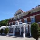 Отель на набережной Светлогорска.