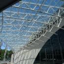 Современный культурно-развлекательный комплекс Янтарь-холл в Светлогорске.