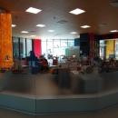 Магазин янтаря и янтарная мастерская «Второе солнце» в Янтарь-холле в Светлогорске.