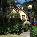 Курорт Светлогорск в Калининградской области.