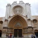 Западный фасад Кафедрального собора в Таррагоне