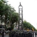 Памятник строителям человеческих башен-кастельс