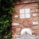 Фонтаны и фрагмент древней стены в Таррагоне