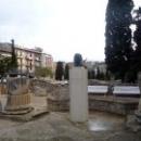 Forum Local roma Римский форум в Таррагоне