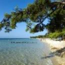 Пляжи на острове Тасос в Греции