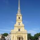 Петропавловский собор (Собор во имя апостолов Петра и Павла) в Санкт-Петербурге.
