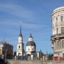 Храмы и Соборы Санкт-Петербурга.