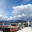 Город-курорт Тиват в Черногории.