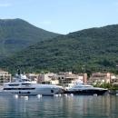 Порт Марина Тивата – начало морских экскурсий по Боко-Которскому заливу.