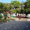 Детская площадка в «Торнадо».