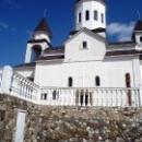 Церковь Святого Николая Чудотворца поселка Новомихайловский.