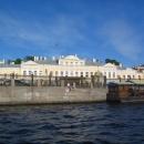 Обзорная экскурсия по Санкт-Петербургу и его каналам.