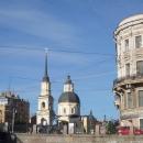 Церковь Симеона и Анны в Санкт-Петербурге.