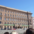 Морские прогулки по рекам и каналам в Санкт-Петербурге.