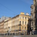 Шедевры архитектуры Исторического центра Петербурга с прогулочного катера.