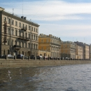 Знакомство с Санкт-Петербургом с прогулочного катера.