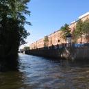Санкт-Петербург – город каналов и 308 мостов.