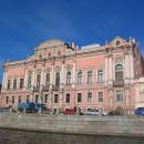 Дворец Белосельских-Белозерских в Санкт-Петербурге.