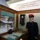 Железнодорожная атрибутика начальника станции конца 19 начала 20 века. Поезд-музей «РЖД».