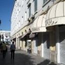Авеню Хабиба Бургибы улица в Тунисе.