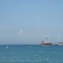 Эгейское море в Турции. Морская прогулка.