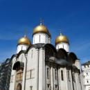 Успенский собор в Московском Кремле.