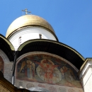 Росписи Успенского собора. Московский Кремль.