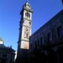 Колокольня (кампанила) Барнасконе в Варезе построена в 1585-1774 гг.