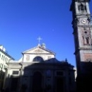 Basilica di San Vittore Базилика Сан-Витторе в Варезе.