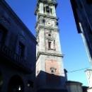 Колокольня (кампанила) Барнасконе Campanile del Bernascone в Варезе.