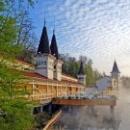 Лечение на термальном озере Хевиз в Венгрии