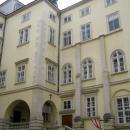 Швейцарский двор. Церковь дворца Хофбург. Вена.