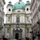 Церковь Святого Петра. Вена. Австрия.