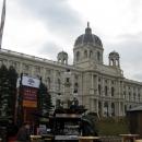 Площадь Марии-Терезии в Вене. Музей Истории Искусств.