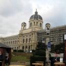 Площадь Марии-Терезии в Вене. Музей Естественной истории.