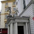 Архитектура Вены. Австрия.