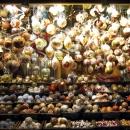 Рождественский базар в Вене.