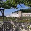 Замок Шато де Вилландри