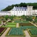 Замок Вилландри, Франция