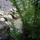 Водопад Учан-Су находится на южном склоне горы Ай-Петри.