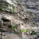 Высота водопада Учан-Су — 98,5 метров.