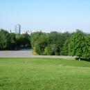 Панорама Волгограда.