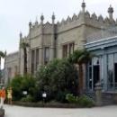 Воронцовский дворец-музей. Алупка, Крым.