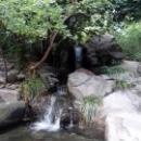 В Верхнем Воронцовском парке 3 водопада.