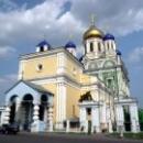 Кафедральный Вознесенский собор в городе Елец.